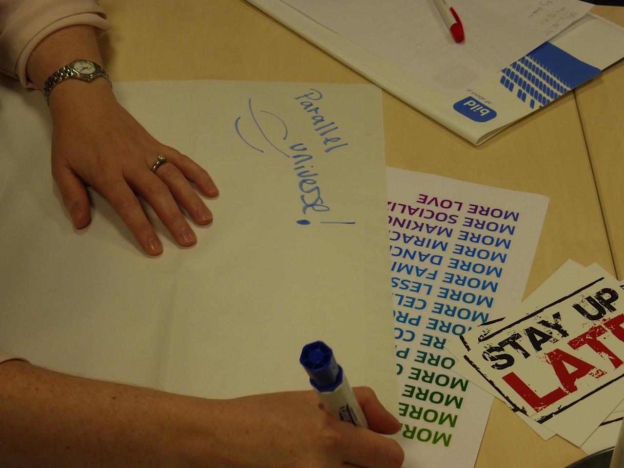Campaigning workshops