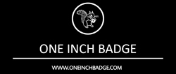 One Inch Badge