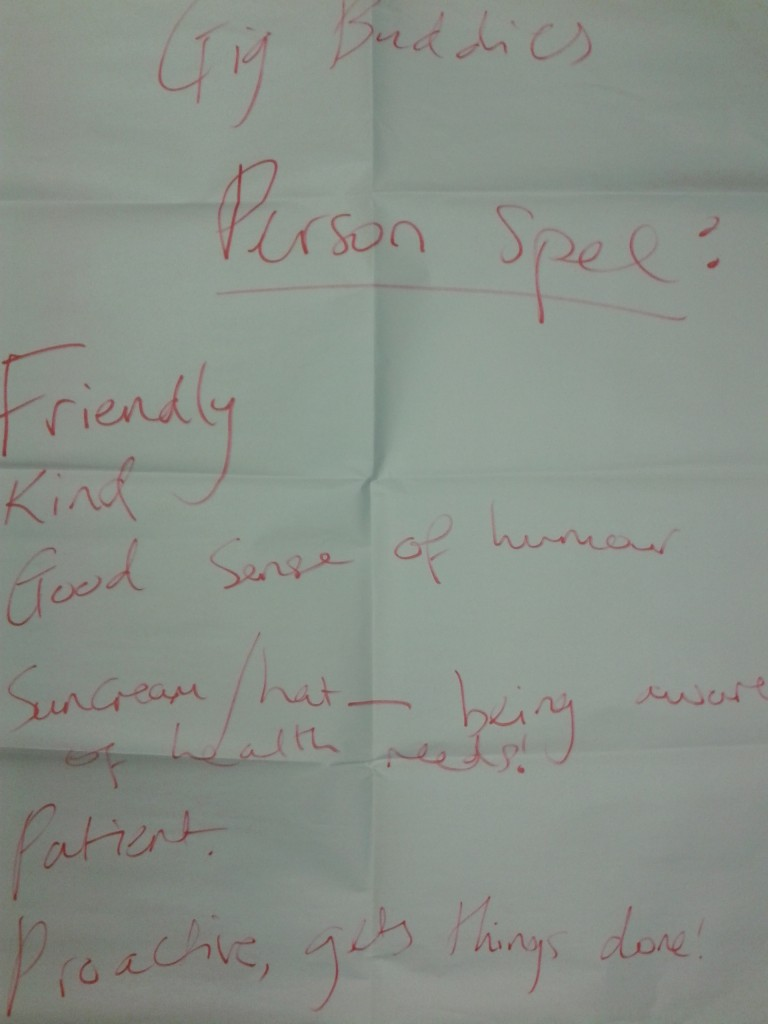 GB Person Spec