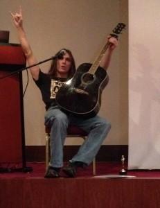 Ryan guitar