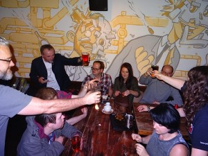 The Punk AGM – 24th Oct '15