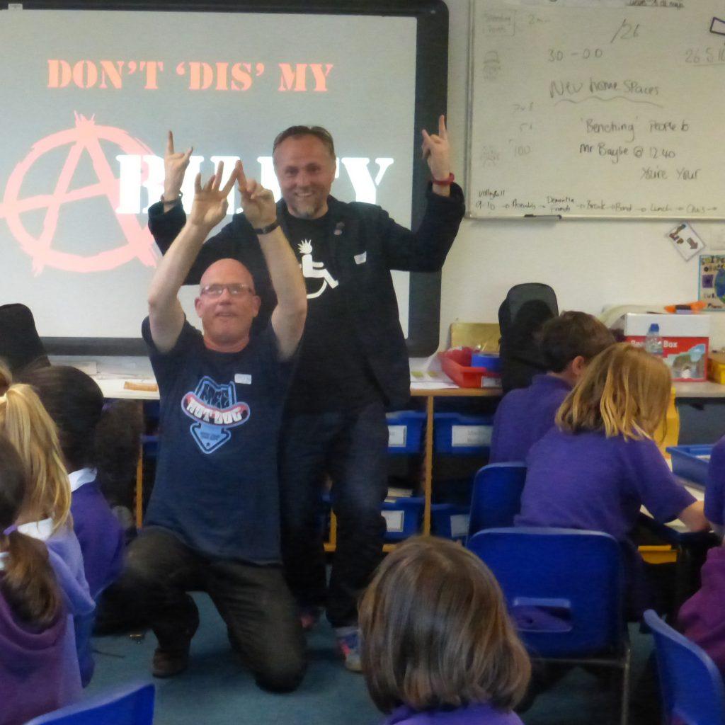 Brunswick Primary School – school of punk rock '16