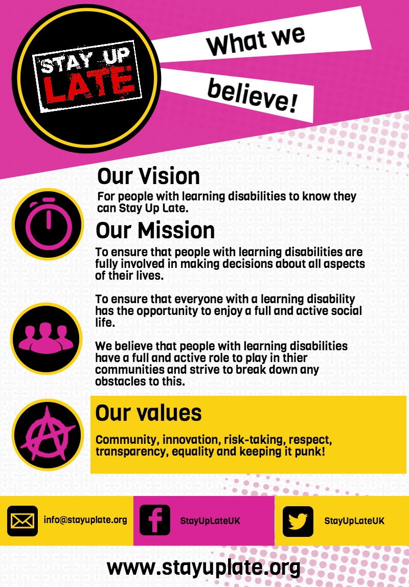 charity mission statement