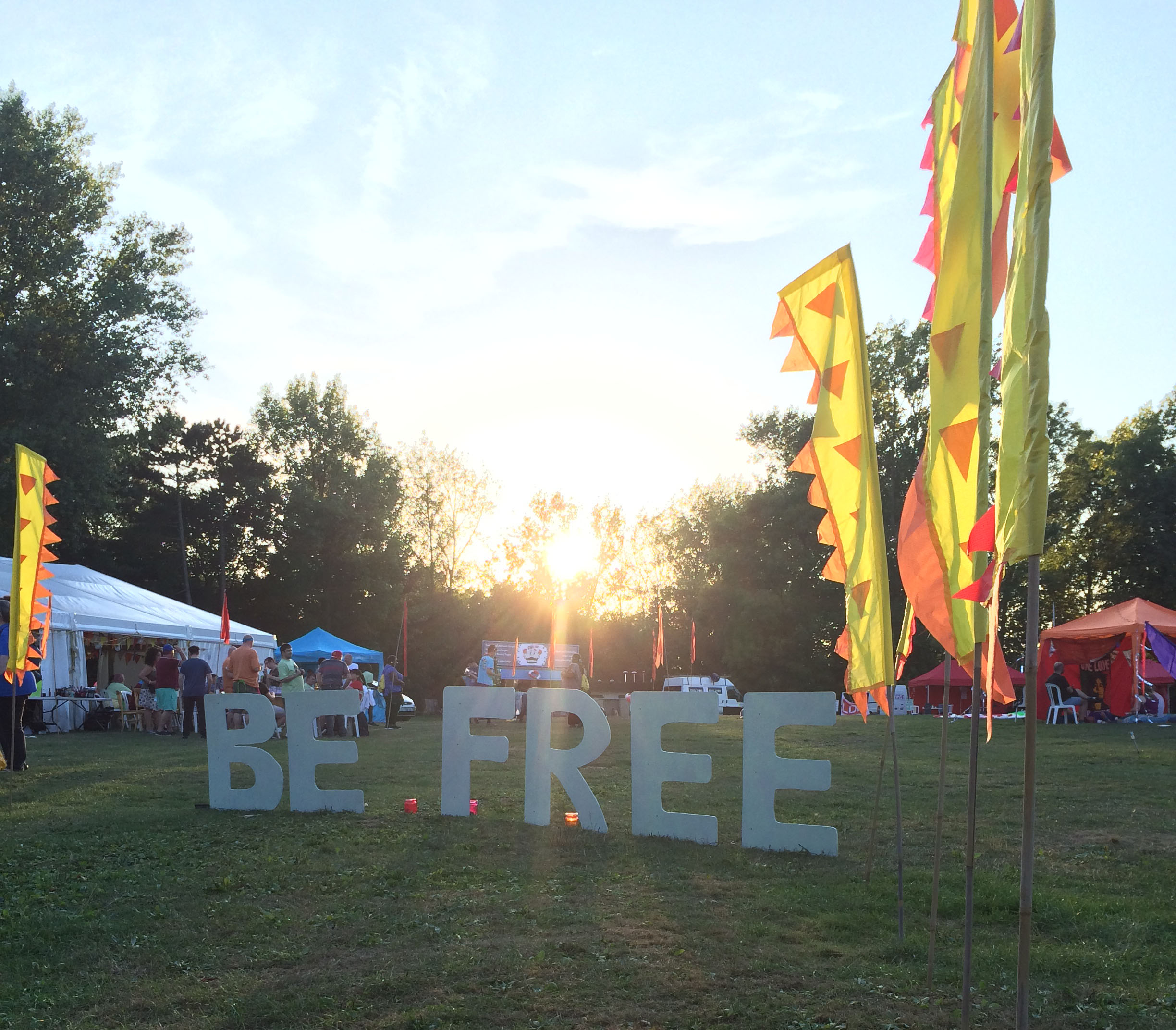 Be Free Festival