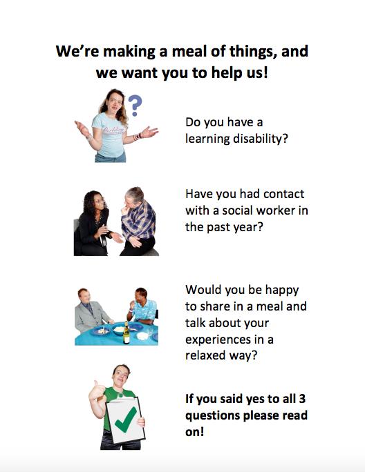 Social work consultation