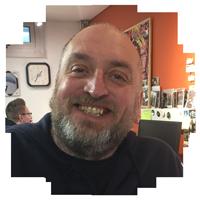 Darren Johnson - Campaigns coordinator