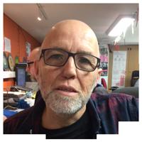 Malcolm Hill - Gig Buddies Coordinator, West Sussex